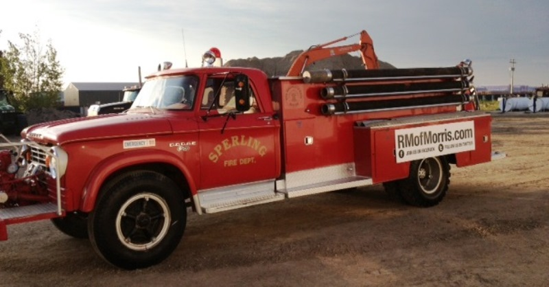 Sperling Fire Truck